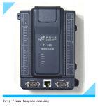 Chinees Goedkoop Digitaal PLC Controlemechanisme t-920 (2AI, 18DI, 12DO) met RS485/232 en Mededeling Ethernet