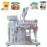 Sacchetto prefabbricato automatico 500 g di polvere di mandorle/farina di mais/farina di grano Impacchettatrice per sacchetti prefabbricata