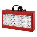 18ПК*1W красочные Пол DJ оборудования Этап светодиодный Стробоскоп