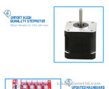 2017 più nuovo kit della stampante di Reprap Prusa I3 DIY 3D di precisione di alta qualità di formato 220*220*240mm della stampante con il Ce del passaggio di deviazione standard del filamento 8GB del campione, FCC, RoHS, PSE