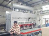削片板の不足分のサイクルのラミネーションの熱い出版物の木工業機械