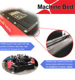 tagliatrice del laser della fibra 500W per filtrare