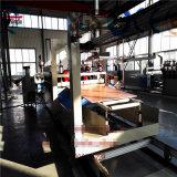 Производственная линия доски пены PVC/штрангпресс мебели & картоноделательной машины украшения/винта двойника конический
