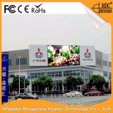 Écran de publicité polychrome extérieur de P6 SMD DEL de fournisseur de la Chine