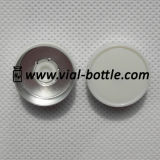 약제 사용 (20MM/HVFT009)를 위한 혈청 작은 유리병 물개 떨어져 백색 손가락으로 튀김