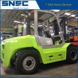 Snsc chariot élévateur de diesel de 6 tonnes