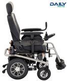 Cadeira de rodas Eléctrica exterior resistente com LED