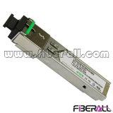 Tipo Sc Industrial-Grade Transceptor óptico SFP para fibra única 1,25g 20km