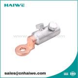 Dtll verriegelte Typen kupferne bimetallische Kabel-Aluminiumösen