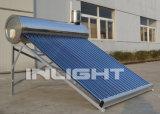 aquecedor solar de água da caldeira Solar sem pressão 12 tubos