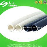 Mangueira plástica da sução do PVC para transportar pós e água para a irrigação