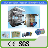 Sgs-anerkannter automatischer Kleber-Papierbeutel, der Maschine herstellt