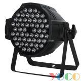 Яркость DJ этапе PAR64 может 54*5 Вт Светодиодные PAR лампы