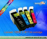Cartouche d'encre compatible pour Lexmark 100bk/C/M/Y