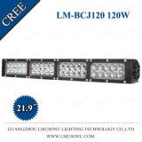 22 Zoll neuer CREE gerades LED heller Stab-weißes gelbes Licht