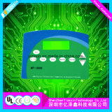 FPC/Pet回路の多ドームの接触ボタンの膜スイッチパネル