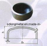 Chapeau sans couture de l'acier du carbone DIN2605