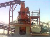 Коническая дробилка, конус высокой эффективности задавливая заводы для камня, песок, etc (PYD600)