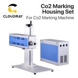 Cloudray Am58 CO2 Marcação gabinete da máquina à marcação das peças da máquina