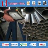 Barra austenítica/del duplex del acero inoxidable de la depresión, ASTM A511 TP304/304L Tp316/316L conservada en vinagre destemplada