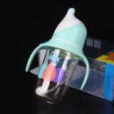 PPSU führende Flasche breiter Mund mit Griff /BPA frei 240ml