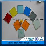 norme australienne de 6.38-60mm tout le verre feuilleté de sûreté de couleur
