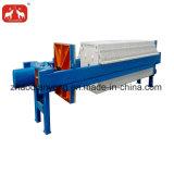 Hidráulica de la cámara de alta calidad de la máquina del filtro de aceite vegetal