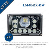 8 Zoll CREE LED Transport-Licht 42W