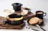 Bandeja superficial Servicio de mesa-De madera 100% de la melamina (QQBK19001)