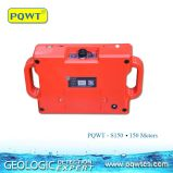 1 seconde traçant le détecteur S150 de l'eau de Geoelectrical
