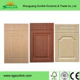 Portello di legno solido per l'armadietto degli armadi da cucina