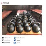 La competencia de fundición de acero de Crossfit Kettlebells.