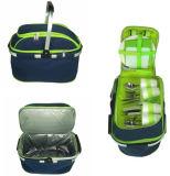 Cestino di picnic con il sacchetto più freddo