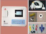 ECG et électrocardiogramme à une seule voie certifié par la CE et la FDA