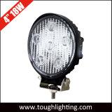 Luz redonda del trabajo de la pulgada IP67 4.5 18W de la C.C. 12V 24V LED para los carros