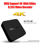 Della fabbrica del rifornimento TV della casella Mxq-4K HD del Internet PRO TV ROM 8GB 4K di RAM astuta Android 1GB di Rockchip Rk3229 del Android 7.1 della casella del giocatore Mxq-4K