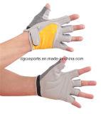 Bequemer Fahrrad-Handschuh mit dem Hald Finger
