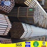 Горячий Перекатываться 32мм черный круглый стальной трубопровод/Круглый стальной трубы