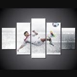 HD afgedrukt het Schilderen van de Voetbal Canvas mc-107 van het Beeld van de Affiche van het Af:drukken van het Decor van de Zaal van het Af:drukken van het Canvas