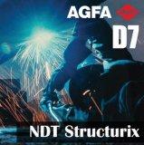 Agfa D7/Structurix NDTのX線(X線)のフィルム