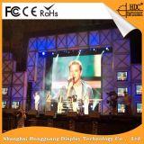 Im Freien hohe Definition farbenreicher Bildschirm LED-P6
