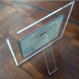 Acryl Transparant ziet door de Gegoten Houder van de Foto van Canlendar van het Perspex A4