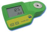 Medidor de salinidade Digital a água do mar (NaCl) Refratômetro (AMR102)