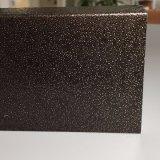 profil enduit en plastique d'Aluminiun de série de 70m pour Widnows