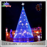 Neue beleuchtete riesige im Freien LED Weihnachtsbäume der Fabrik-Fantasie