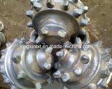 """Rouleau de dents en acier Bits/utilisé la machine de forage de puits 6 """" l'IADC216"""