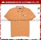 Magliette su ordinazione poco costose di polo degli uomini (ELTMPJ-47)