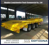 Sorting Axles Gooseneck 13.5m Excavator Transportation Low Bed Semi Trailer card