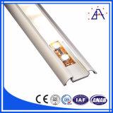 Perfil delgado de aluminio empotrada LED