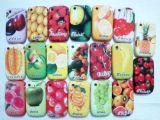 Couvercle de boîtier souple TPU de fruits pour iPhone 3G